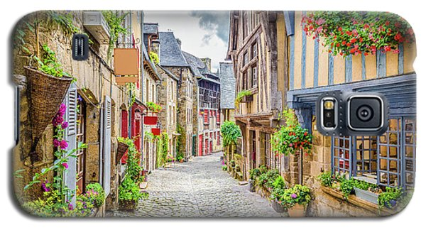 Streets Of Dinan Galaxy S5 Case by JR Photography