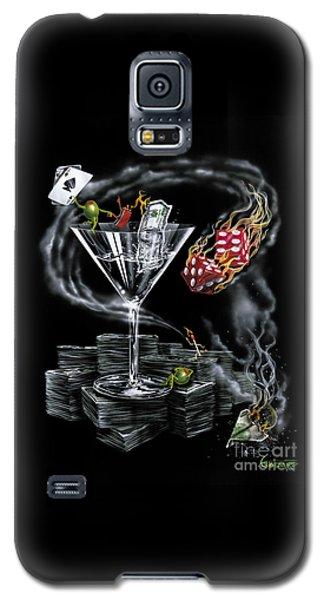 Strike It Rich Galaxy S5 Case