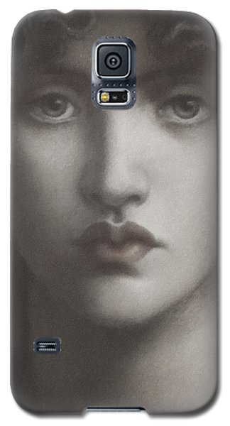 Study Of Jane Morris Galaxy S5 Case