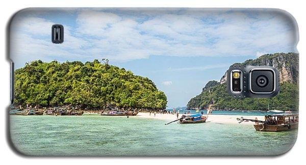 Stunning Krabi In Thailand Galaxy S5 Case