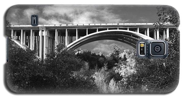 Suicide Bridge Bw Galaxy S5 Case
