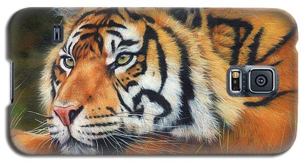 Sumatran Tiger  Galaxy S5 Case