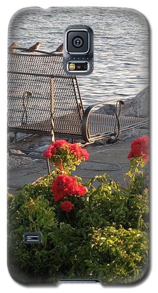 Galaxy S5 Case featuring the photograph Summer Day by John Scates