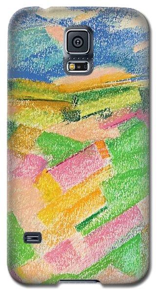 Summer Fields  Galaxy S5 Case