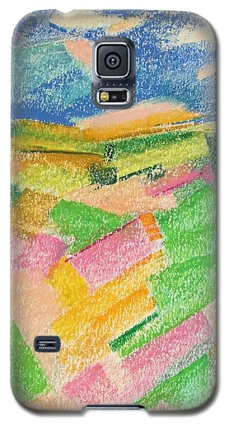 Summer Fields  Galaxy S5 Case