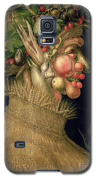 Summer Galaxy S5 Case by Giuseppe Arcimboldo
