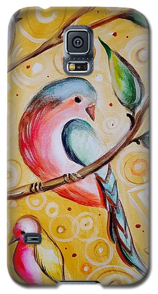 Sunshine Birds Galaxy S5 Case