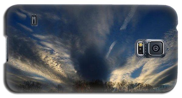 Sundown Skies Galaxy S5 Case by Kathryn Meyer