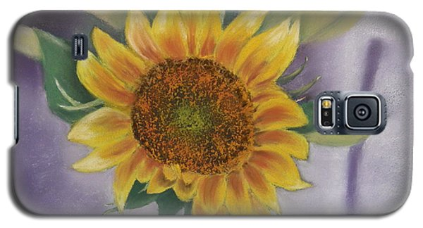 Sunflowers For Nancy Galaxy S5 Case