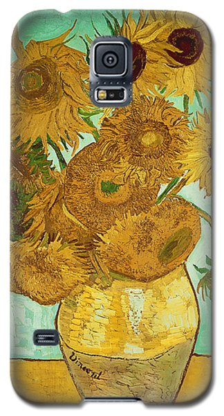 Sunflowers By Van Gogh Galaxy S5 Case