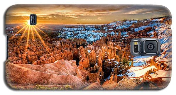 Sunrise At Bryce Galaxy S5 Case