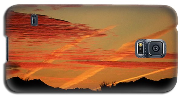 Sunrise Collection, #6 Galaxy S5 Case
