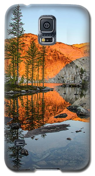 Sunrise In The Enchantments Galaxy S5 Case
