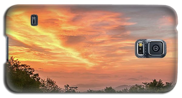 Sunrise July 22 2015 Galaxy S5 Case