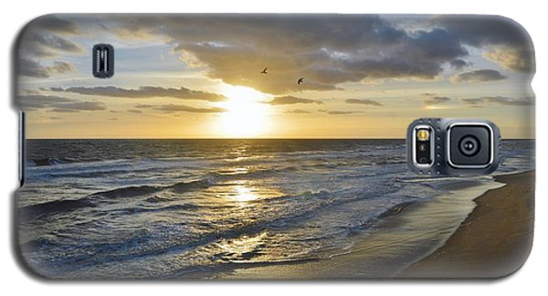 Sunrise On The Banks  Galaxy S5 Case