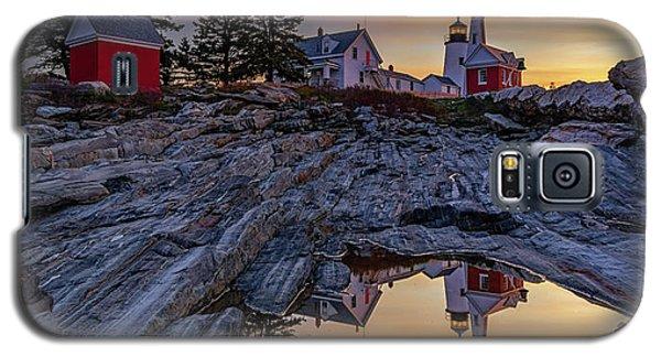 Sunrise At Pemaquid Point II Galaxy S5 Case