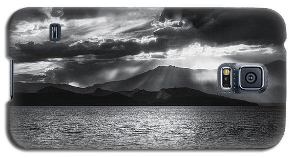 Galaxy S5 Case featuring the photograph Sunset by Hayato Matsumoto