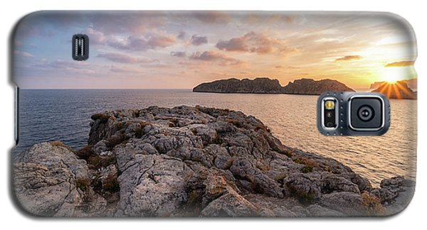 Sunset Malgrats Islands Galaxy S5 Case