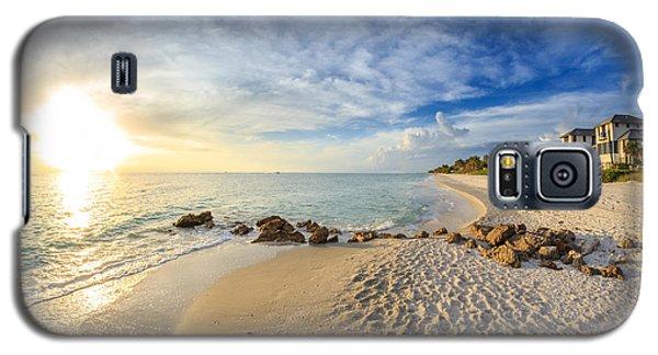 Sunset Naples Fl Galaxy S5 Case
