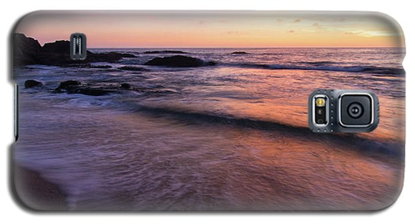 Sunset Over Laguna Beach   Galaxy S5 Case