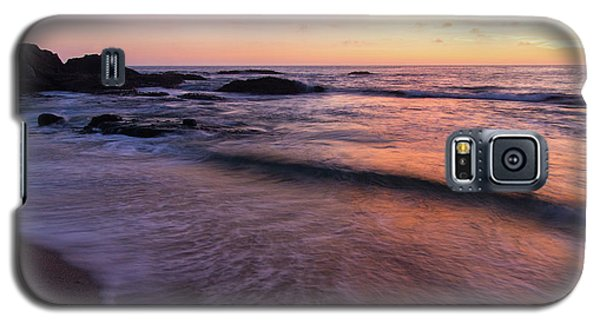 Sunset Over Laguna Beach   Galaxy S5 Case