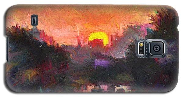 Sunset Galaxy S5 Case by Vladimir Kholostykh