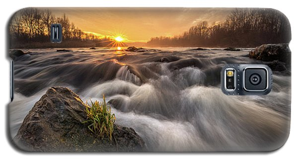 Galaxy S5 Case featuring the photograph Survivor by Davorin Mance