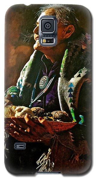 Suzie Yazzie Galaxy S5 Case by Lane Baxter