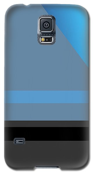 Symphony In Blue - Movement 1 - 2 Galaxy S5 Case