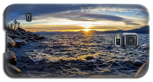 Tahoe Sunset Galaxy S5 Case