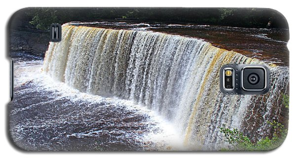Tahquamenon Upper Falls IIi Galaxy S5 Case