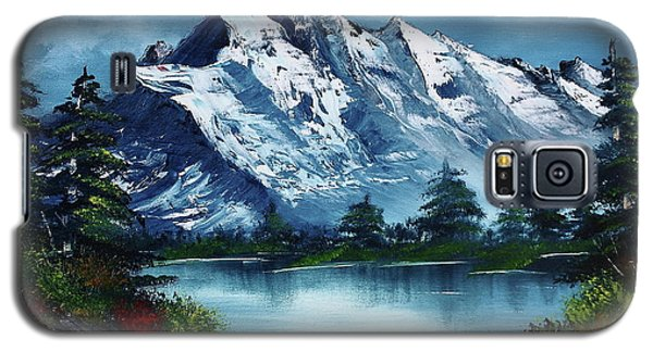 Mountain Galaxy S5 Case - Take A Breath by Barbara Teller