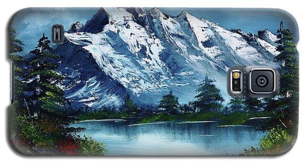 Take A Breath Galaxy S5 Case by Barbara Teller