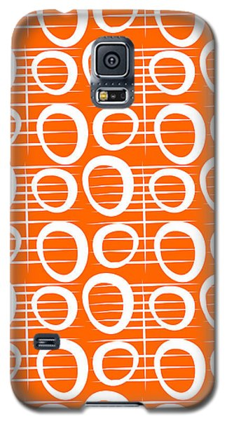 Tangerine Loop Galaxy S5 Case