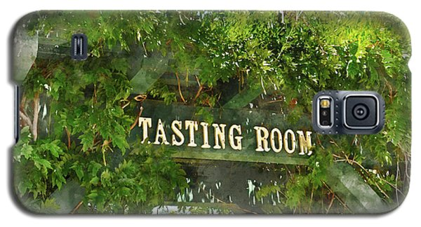 Tasting Room Sign Galaxy S5 Case