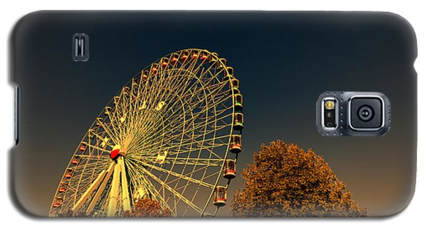 Texas Star Ferris Wheel Galaxy S5 Case