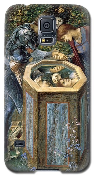 Gorgon Galaxy S5 Case - The Baleful Head by Edward Burne-Jones