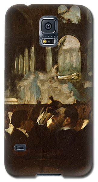 Galaxy S5 Case featuring the painting The Ballet From Robert Le Diable by Edgar Degas