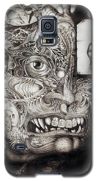 The Beast Of Babylon Galaxy S5 Case