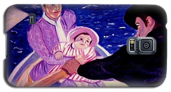 The Boat Trip Galaxy S5 Case