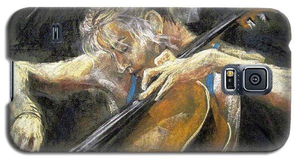 The Cellist Galaxy S5 Case