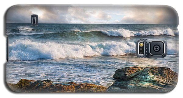 Galaxy S5 Case featuring the photograph A Clearing by Robin-Lee Vieira