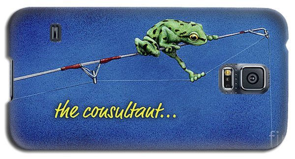 The Consultant... Galaxy S5 Case