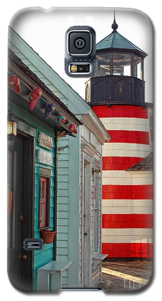 The Cove Galaxy S5 Case by Joann Vitali