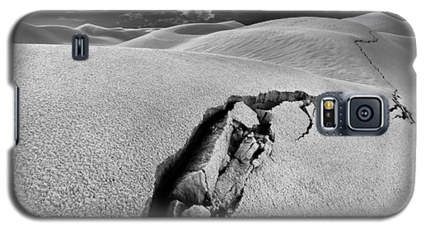 The Crack Of Dawn Galaxy S5 Case by Julian Cook