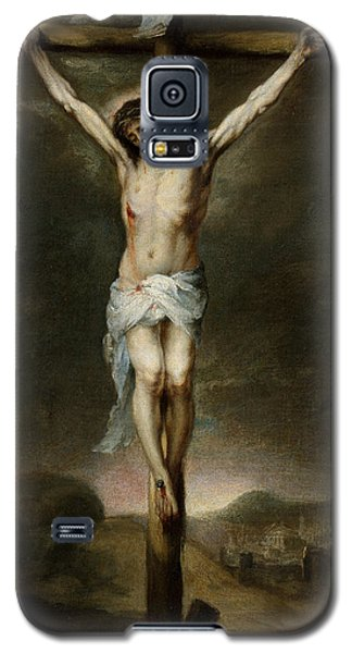 The Crucifixion Galaxy S5 Case