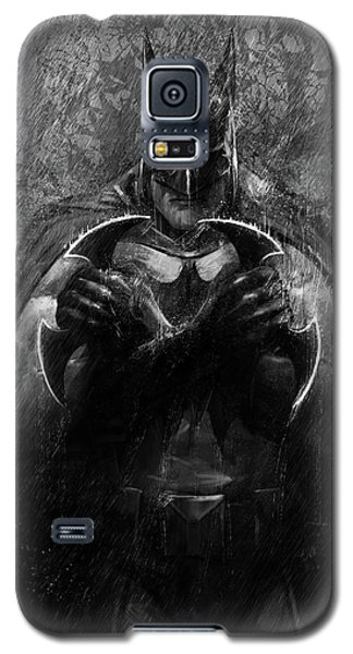 Galaxy S5 Case featuring the digital art The Detective by Steve Goad