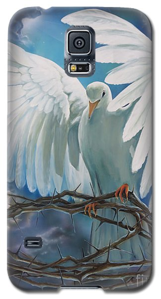 The Dove Galaxy S5 Case