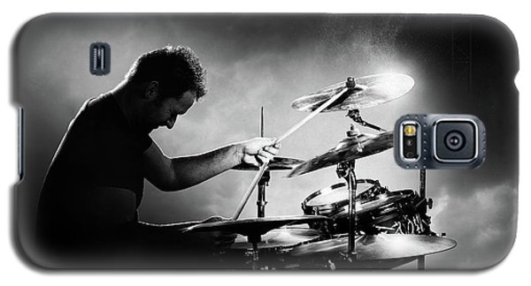 The Drummer Galaxy S5 Case by Johan Swanepoel
