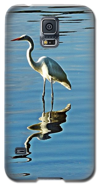 The Egret Galaxy S5 Case